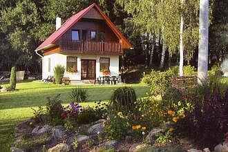 Ferienhaus in Staré Hutě