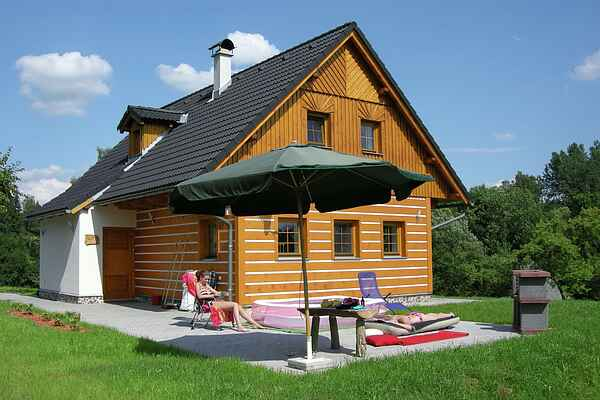 Holiday home in Roztoky u Jilemnice