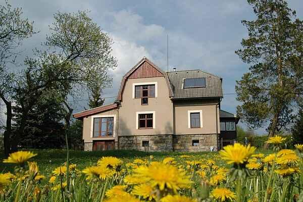 Holiday home in Radvánovice