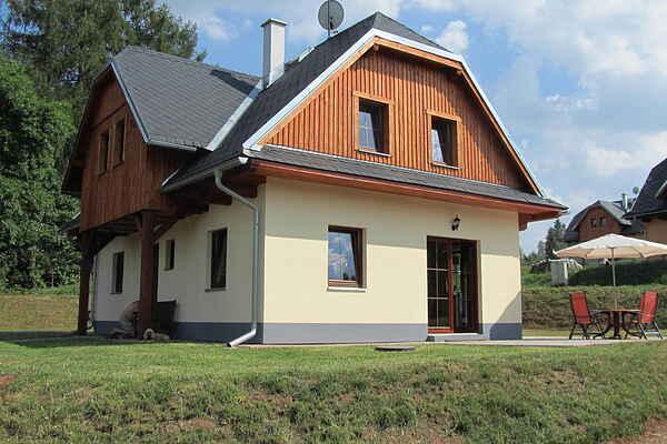 Sommerhus i Prostřední Staré Buky