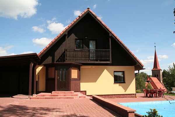 Casa de vacaciones en Čermná