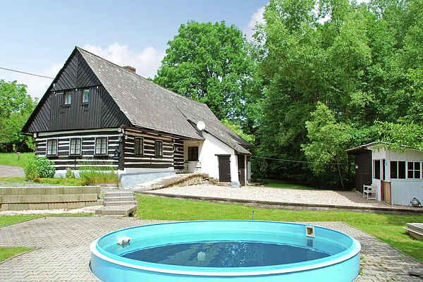 Holiday home in Mezilečí
