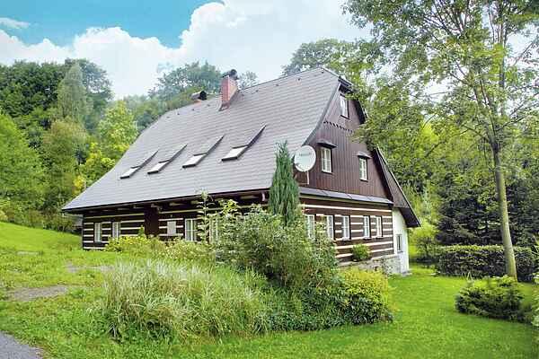 Casa de vacaciones en Mladkov