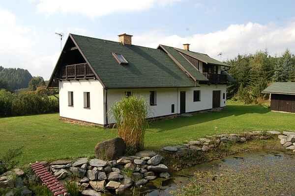 Casa de vacaciones en Dolní Heřmanice