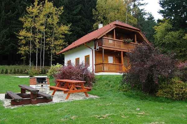 Casa de vacaciones en Svojanov