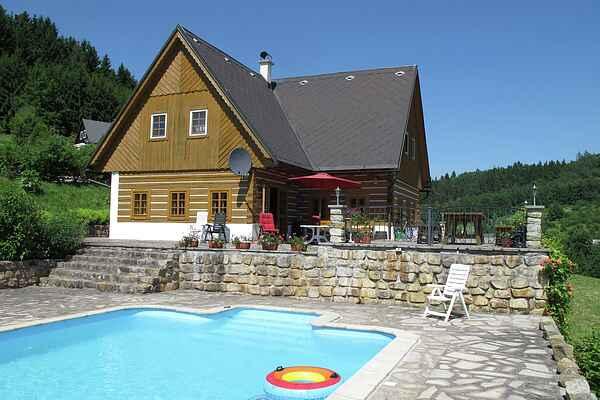Villa in Stupná