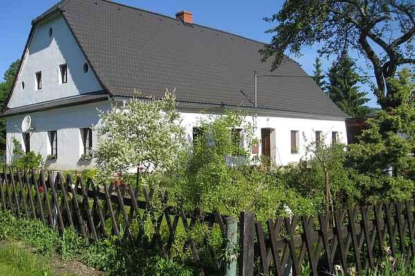 Ferienhaus in Zátor