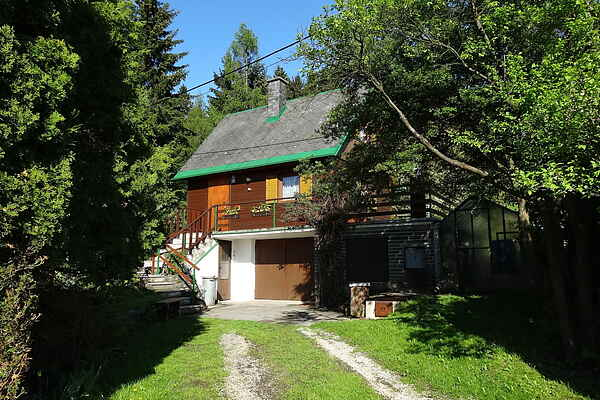 Ferienhaus in Harrachov