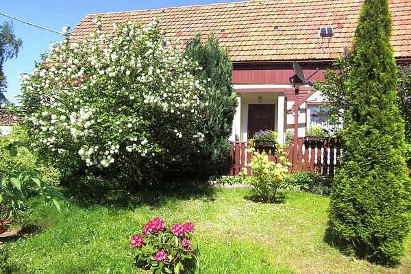 Holiday home in Cunnersdorf