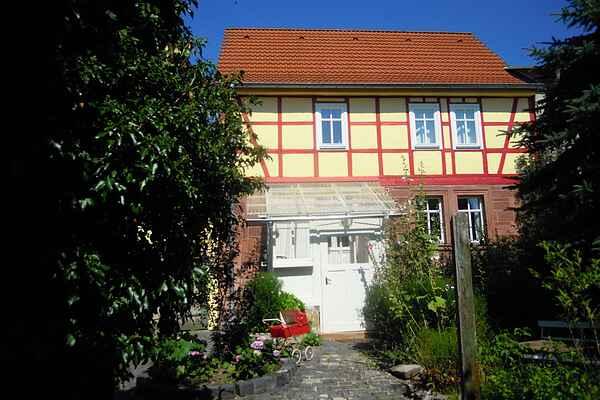 Holiday home in Steinthaleben