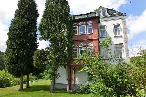 Villa in Grünhainichen