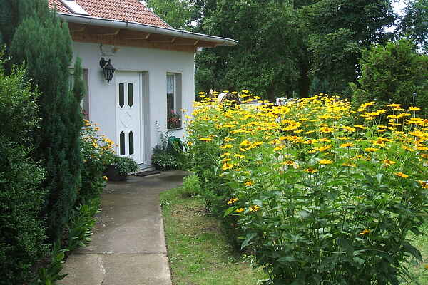 Casa de vacaciones en Sommerfeld