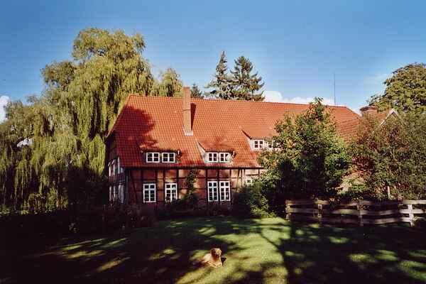 Gårdhus i Hohnebostel