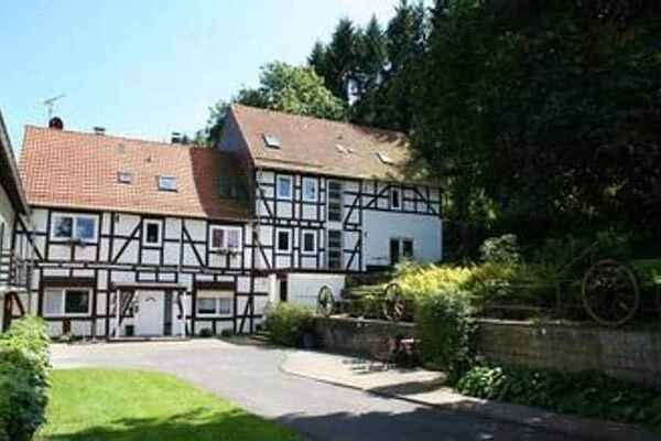 Holiday home in Ober-Werbe