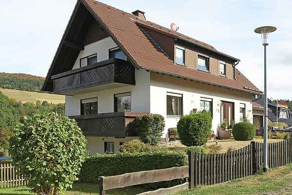 Apartment in Heringhausen