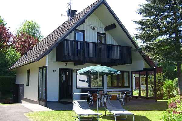 Holiday home in Seepark Kirchheim