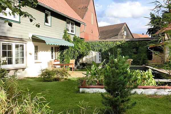 Apartment in Wulften am Harz