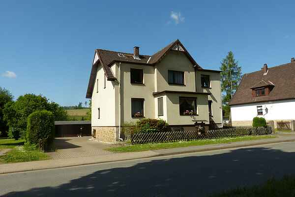 Apartment in Kolonie Tettenborn