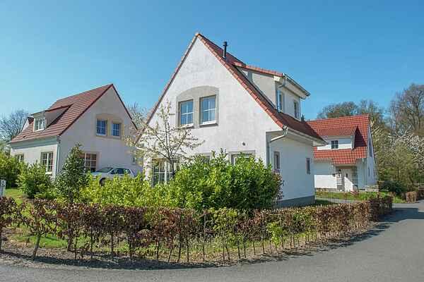 Villa in Ferienpark Gut Langen