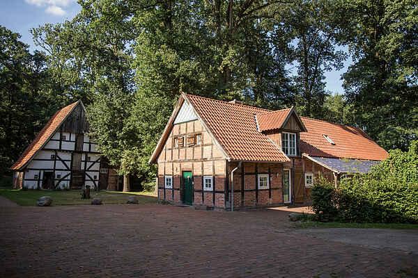 Manor house in Langen