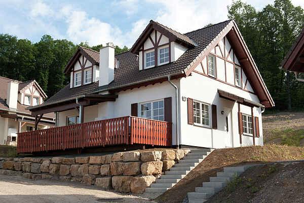 Villa i Kronenburg