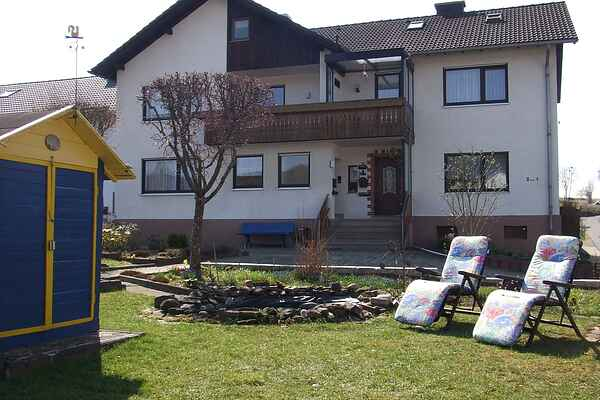 Apartment in Pützborn