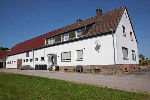 Gårdhus i Densborn