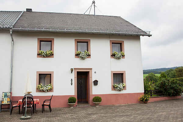 Holiday home in Hontheim
