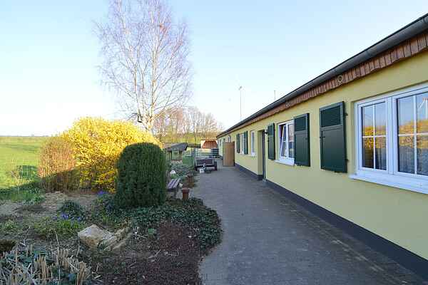 Gårdhus i Uhler