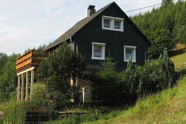 Sommerhus i Feudingen