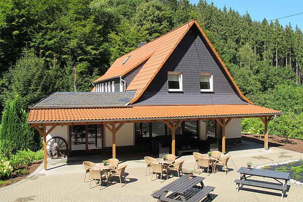 Villa in Friedewald