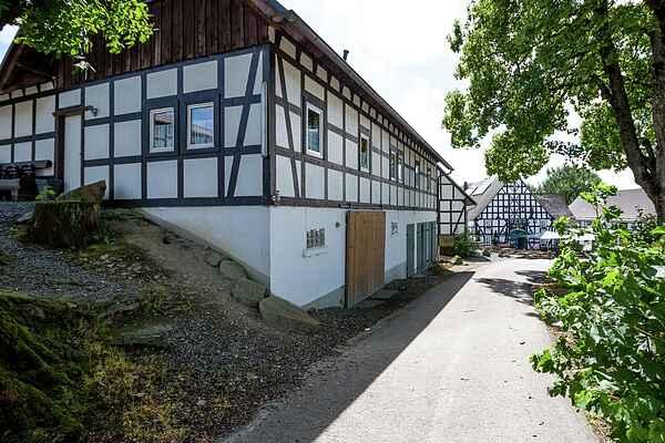 Sommerhus i Vellinghausen