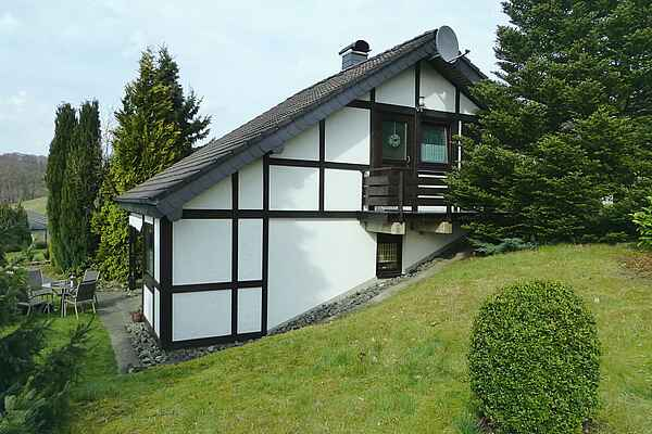 Holiday home in Feriendorf Hennesee