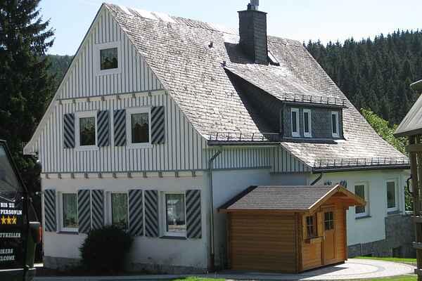 Holiday home in Gudenhagen