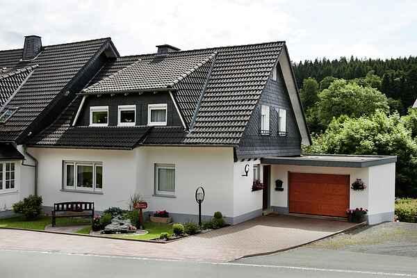Apartment in Küstelberg
