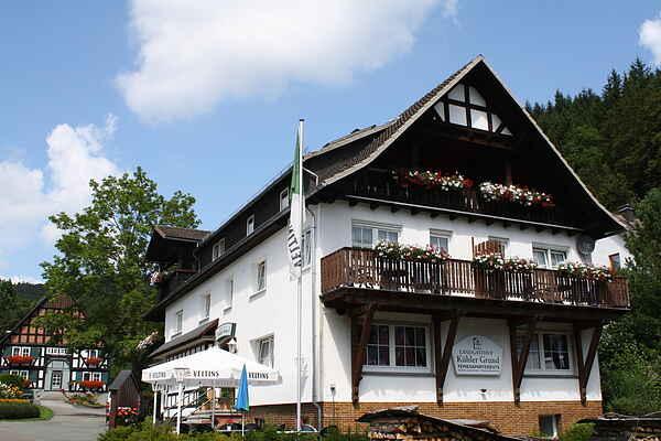 Apartment in Titmaringhausen