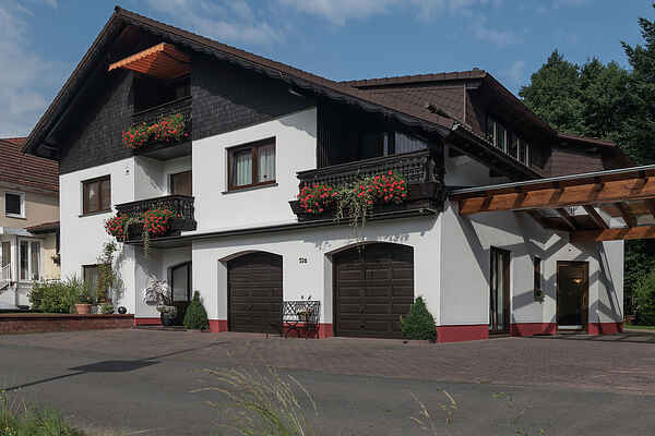 Apartment in Hüttenthal
