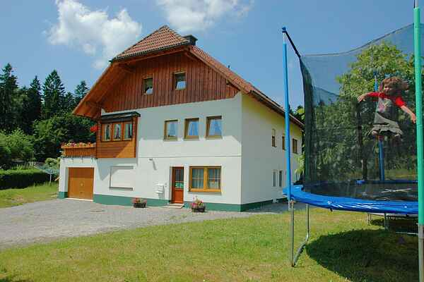 Ferielejlighed i Oberwaldach