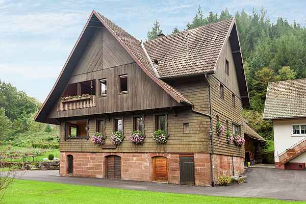 Gårdhus i Bad Rippoldsau-Schapbach