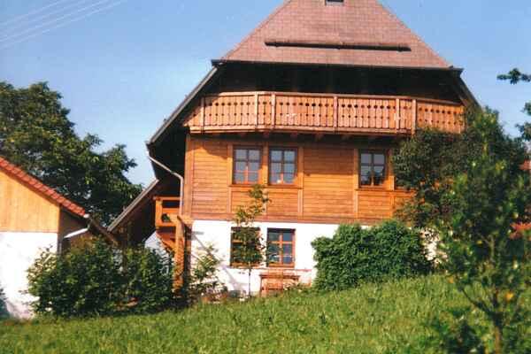 Apartment in Oberprechtal