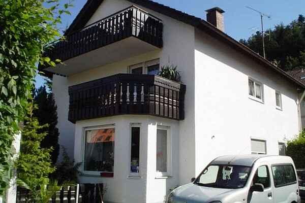 Apartment in Aitern