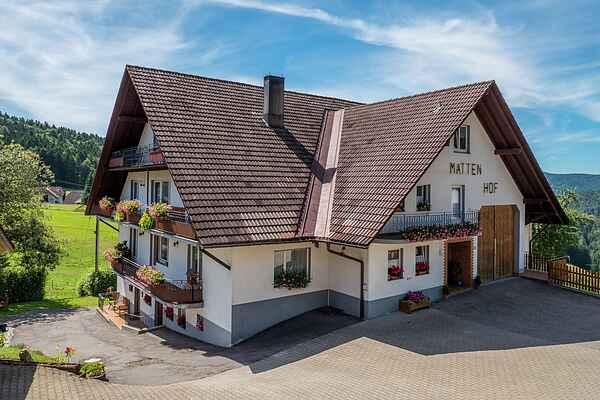Farm house in Wehrhalden