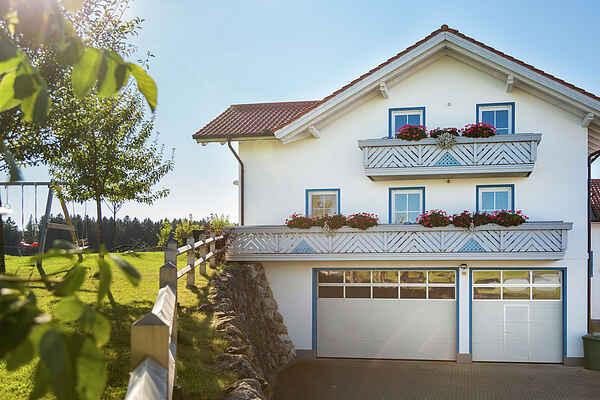 Farm house in Ingenried