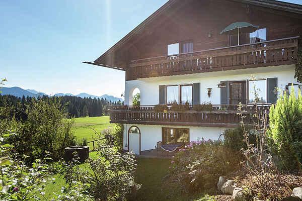 Gårdhus i Reitersau
