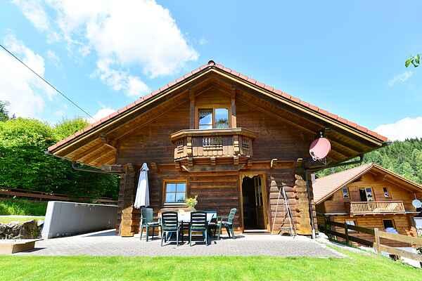 Holiday home in Regenhütte
