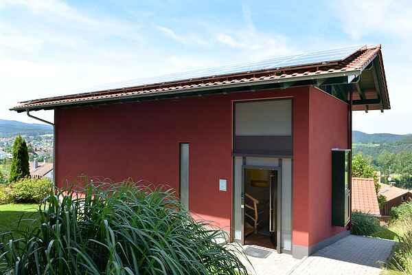 Sommerhus i Blossersberg