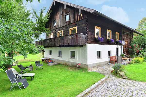 Holiday home in Pfaffenzell
