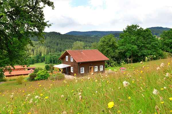 Holiday home in Grafenried