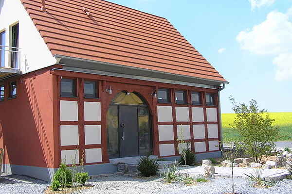 Holiday home in Wiesenbronn