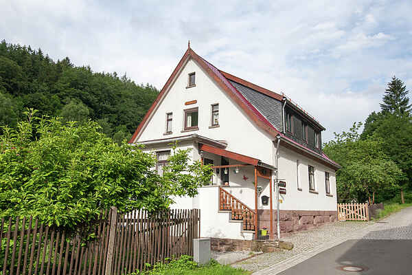 Holiday home in Altersbach